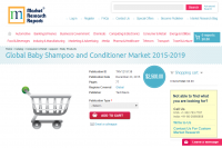 Global Baby Shampoo and Conditioner Market 2015 - 2019