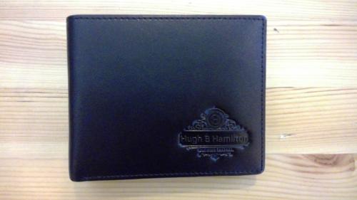 Hugh B. Hamilton RFID-Blocking Wallet'