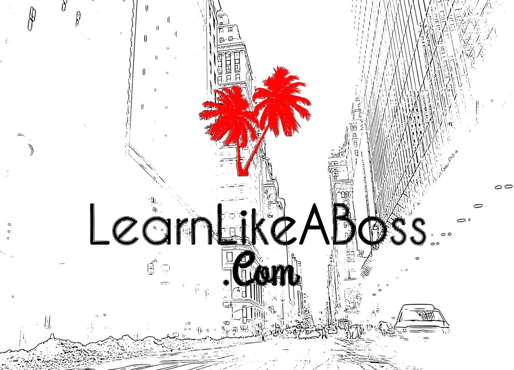 Company Logo For LearnLikeABoss.com