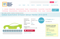Global Automotive Emission Sensor Market 2015 - 2019