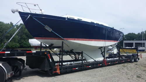 boat transport'