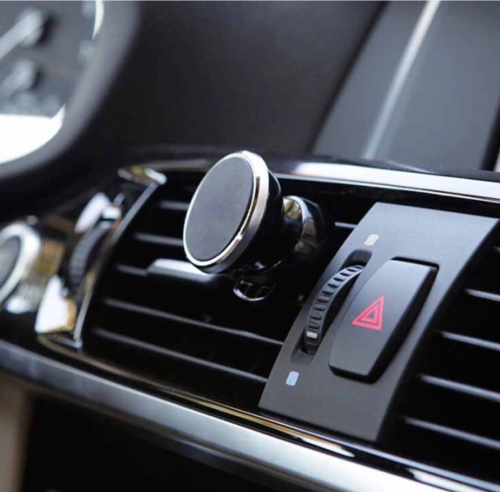Fits Snuggly onto any Automobile Air Vent'