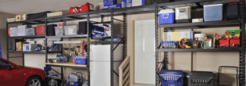 Garage Shelving UK'