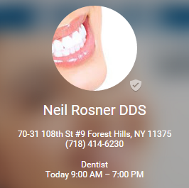 Company Logo For Dr. Neil Rosner D.D.S.'