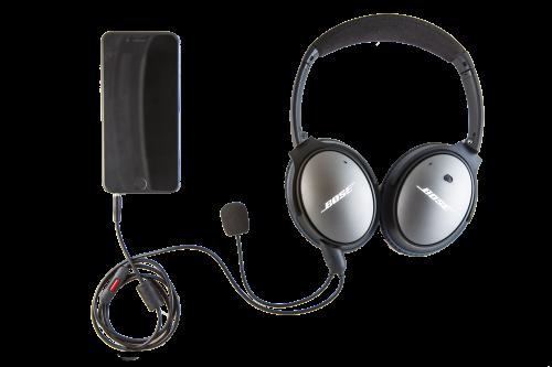 ClearMic for Bose QuietComfort 25'