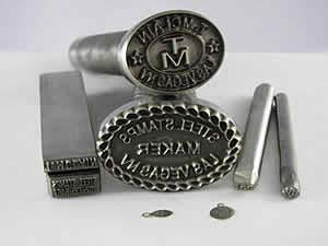 Steel Stamps'