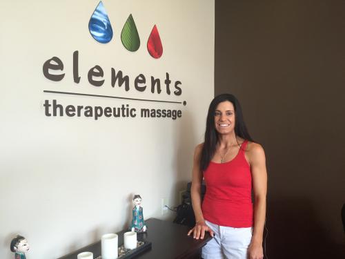 Triathlon Athlete Claims Massage Enhances Performance By Kee'