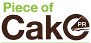 Piece of Cake PR Logo'