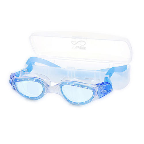 QuikFish Swimming Goggles - For Swimmers, by Swimmers!'