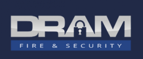 Company Logo For DRAM Fire and Security'