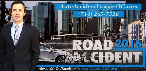 Orange County Auto Accident Lawyer'