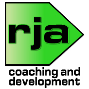 rja coaching and development Logo