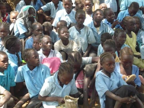 Educate Girl Children in South Sudan'