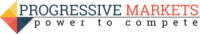 Progressive markets Logo