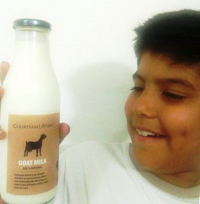 courtyardfarms Goat milk ghee