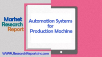 Automation Systems for Production Machines Industry