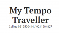 My Tempo Traveller Golden Triangle Tour
