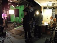 Behind Scene Crew