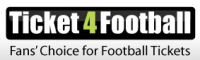 Ticket 4 Football Logo