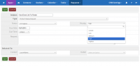 ReleaseWire CRM - Request Tracking