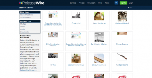 ReleaseWire MediaWire - Photo Gallery